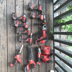 Milwaukee cordless set for Sale in Staten Island, NY