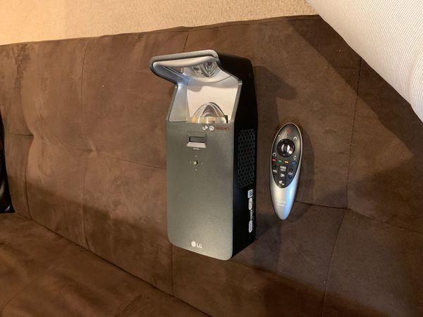 LG short Ultra Through Led Smart Tv projector built in tv tuner
