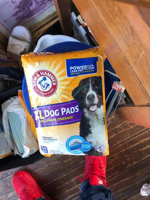 Puppy training pads for Sale in Martinez, CA