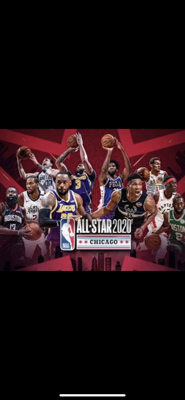 LeBron vs. Giannis All-Star Game Tickets for sale !!!!