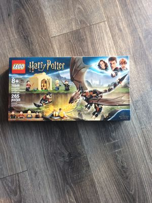 Harry Potter Hungarian horntail lego set for Sale in Riverside, CA