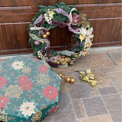 Christmas Wreath for Sale in San Dimas,  CA
