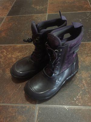 Girls bogs boots size 1 for Sale in Spokane Valley, WA