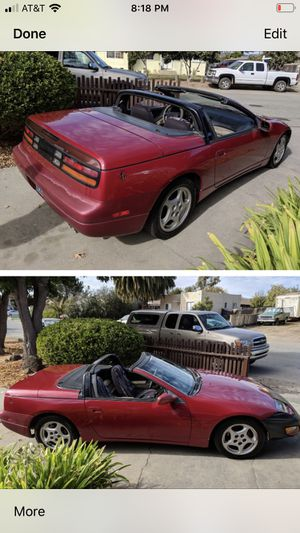 1994 Nissan 300zx for Sale in Fremont, CA