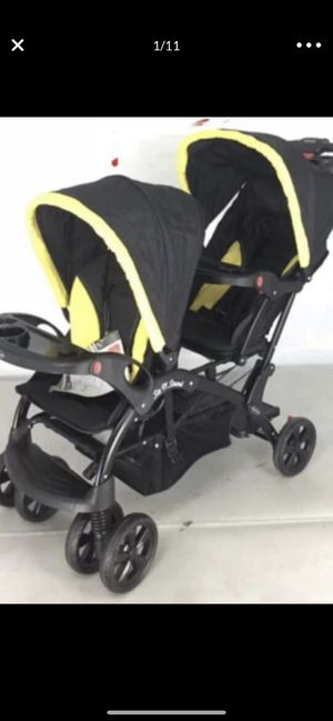 Baby trend double stroller for Sale in Aurora, IL