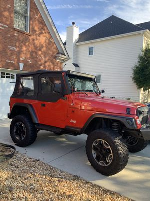 1997 Jeep Wrangler for Sale in Lawrenceville, GA