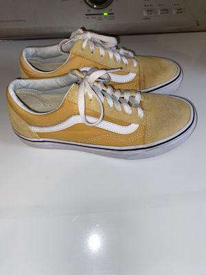 Vans shoes women's 7.5 men's 5.5 for Sale in Riverbank, CA