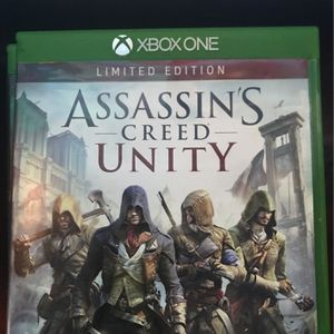 Assassins Creed Unity for Sale in Browns Mills, NJ