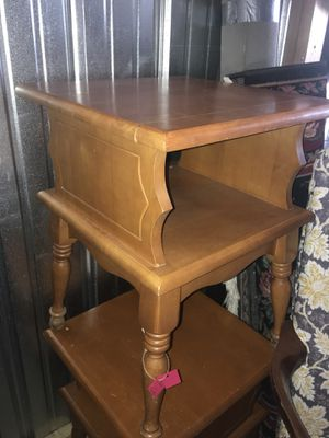 Square side table set for Sale in Mount Vernon, IA