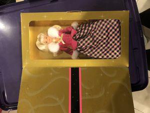 1996 winter Rhapsody Barbie original for Sale in Scituate, RI