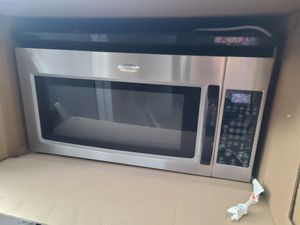 Microwave stainless steel for Sale in Tolleson, AZ