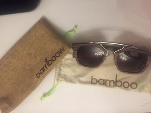 Bamboo Life Sunglasses for Sale in Miami, FL