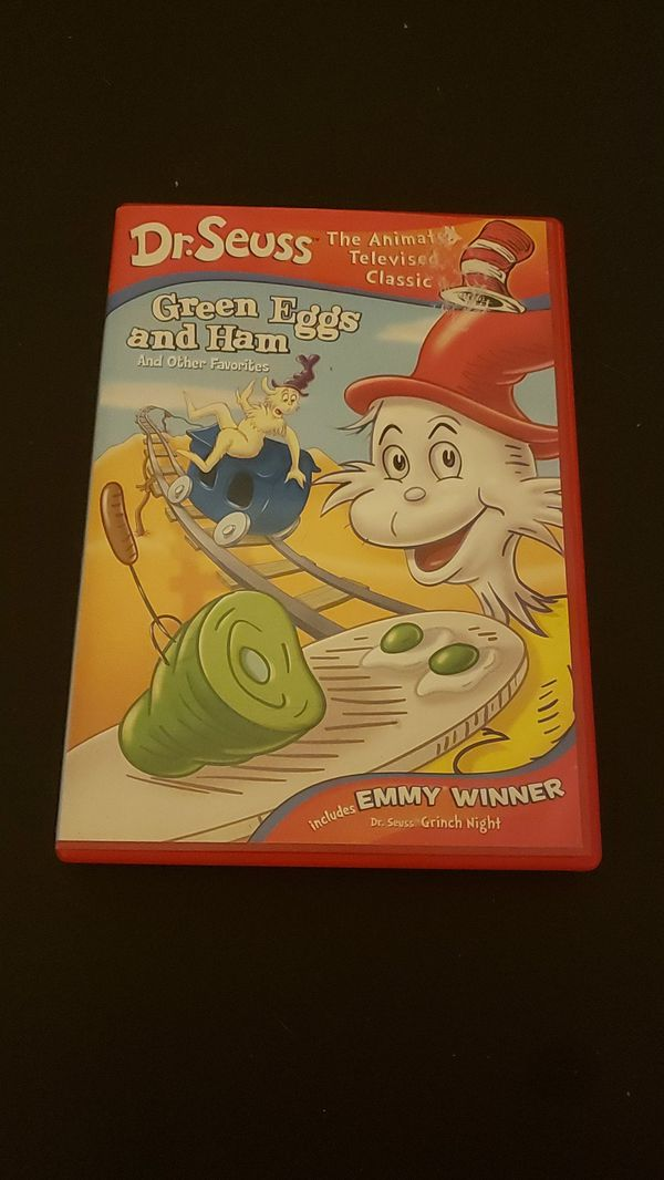 Green Eggs and Ham DVD movie