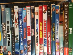 DVDs $2 a piece for Sale in Princeton, WV