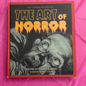 Authentic Book THE ART OF HORRO for Sale in Boca Raton, FL