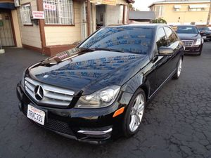 2013 Mercedes-Benz C-Class for Sale in Los Angeles, CA