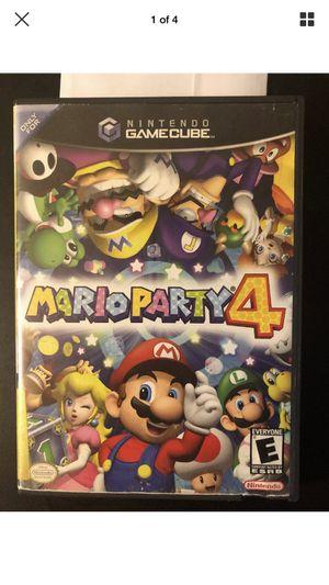 Mario party 4 Nintendo GameCube for Sale in Woodbridge, VA
