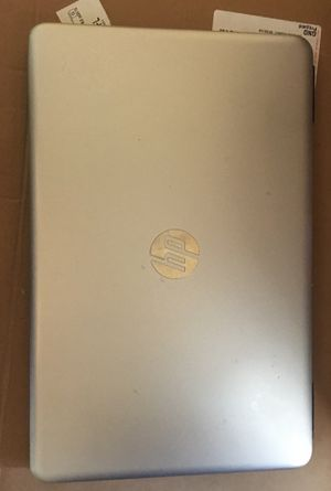 Hp laptop (good forStarter gaming or photo editing ) for Sale in Pittsburg, KS