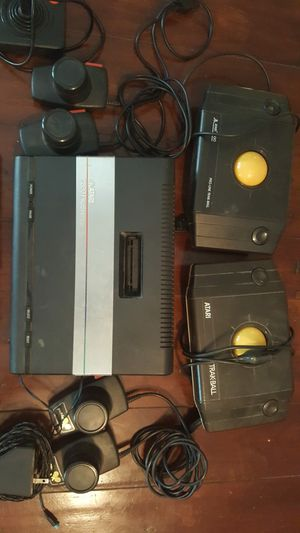 Atari 7800 system with extras! for Sale in Suwanee, GA