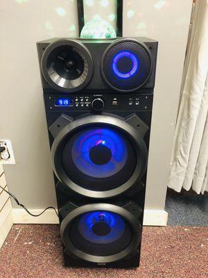 Bluetooth speaker 🔊 karaoke 🎤 for Sale in College Park, MD