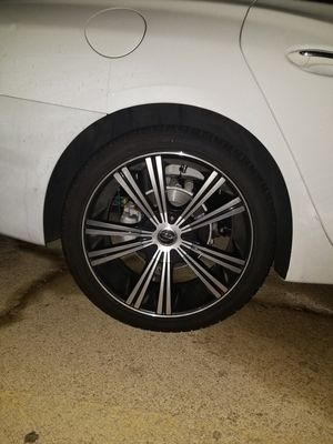 "20"" VCT RIMS AND TIRES for Sale in Saint Robert, MO"