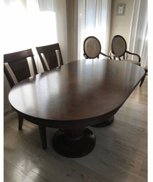 Hollywood dining room table and china hutch for Sale in Ripon, CA