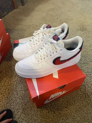 Chenille Swoosh Air Force 1 for Sale in Inglewood, CA