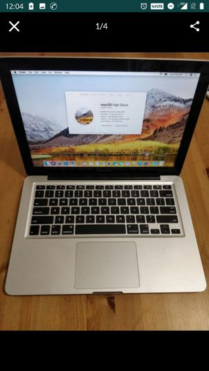 "Apple Macbook pro 13"" 2011 Intel i5 8 GB ram 500 GB HDD PRICE IS FIRM for Sale in Brooklyn, NY"