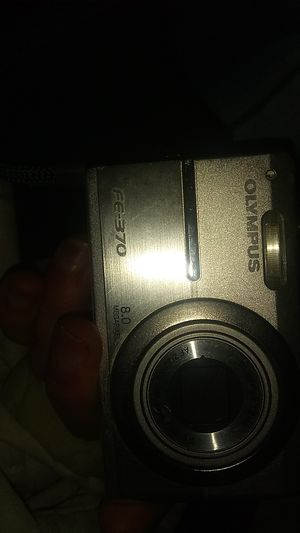 Olympus camera with SD card for Sale in Shreveport, LA