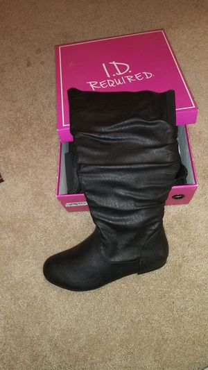 New Mid-Calf Black Boots for Sale in Avondale, AZ