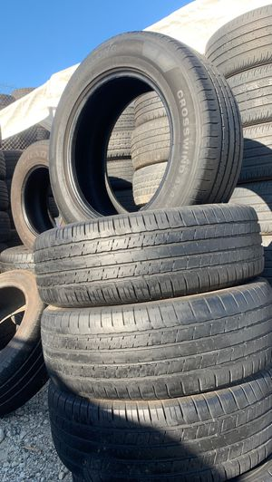 225-65-17 ling long set for Sale in Rancho Cucamonga, CA