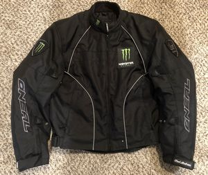 O'Neal ZZZ Monster Energy Jacket. Large size. for Sale in Durham, NC