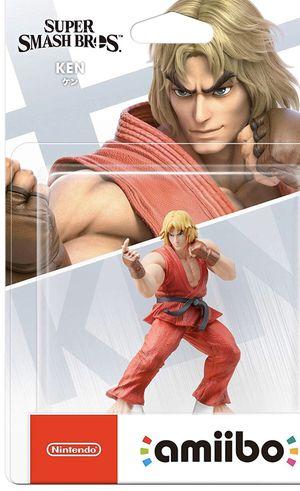 Nintendo Amiibo - Ken (Ssbu) - Switch for Sale in Commerce, CA