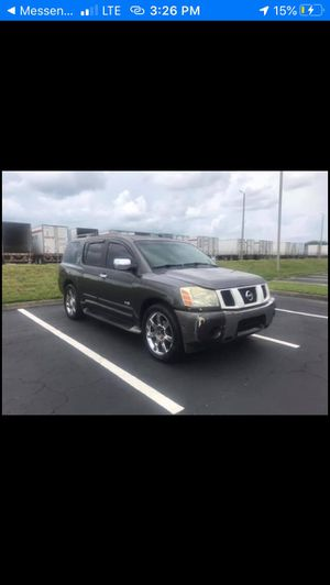 2005 Nissan Armada $2200 for Sale in TEMPLE TERR, FL