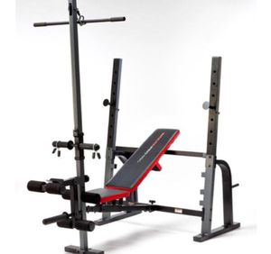 NICE OLYMPIC WEIGHT BENCH AND MORE for Sale in San Diego, CA