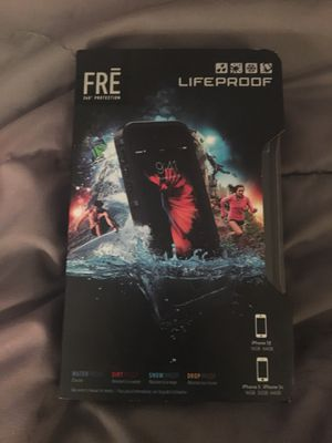IPhone LifeProof Case (Brand New) for Sale in Stoughton, MA
