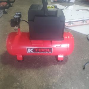 K-Tool International (KTI89023) Air Compressor 3 Gallon for Sale in Galloway, OH