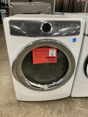 New Electric Gas Dryer On Sale 1yr Factory Warranty for Sale in Gilbert, AZ