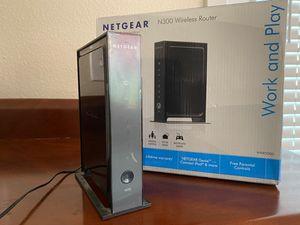 Netgear N300 wireless router for Sale in Denver, CO