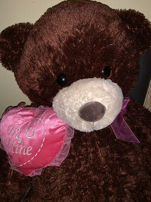 Giant stuffed teddy bear for Sale in Phoenix, AZ