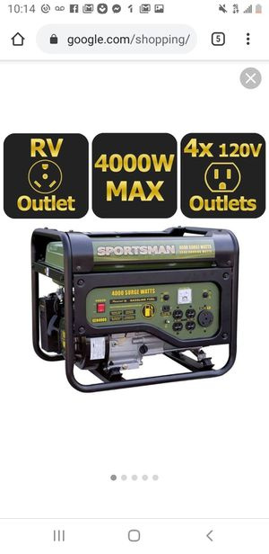 Generator new Ac new for Sale in Winter Haven, FL