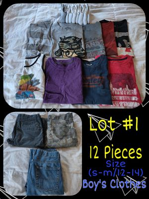 Boy's & Men's (will fit teen boy) Clothes for Sale in Las Vegas, NV