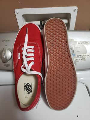 Red Vans for Sale in Odessa, TX