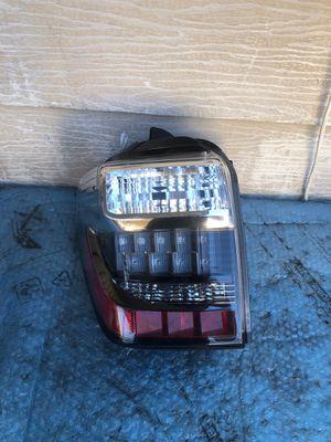2014-2015-2016-2017-2018 TOYOTA 4 RUNNER TAIL LIGHT LEFT DRIVER SIDE OEM USED for Sale in Torrance, CA