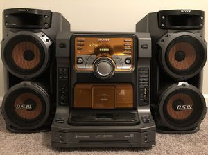 Sony Muteki LBT-ZX66i Hi-Fi Stereo for Sale in El Cajon, CA