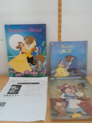 Beauty and the beast collection. for Sale in Port St. Lucie, FL