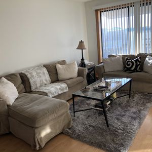 Sectional Sofa And Love Seat for Sale in Orland Park, IL