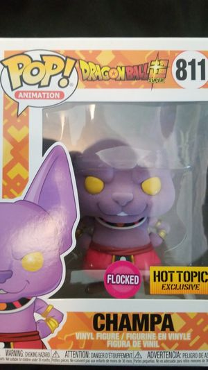 Dragonball z Champa pop for Sale in Los Angeles, CA