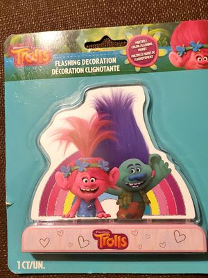 Troll flashing Decoration light for Sale in Charlotte, NC