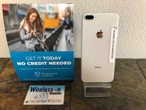 For Sale IPhone 8+ 64GB T-Mobile Or Metro PCS for Sale in Las Vegas, NV